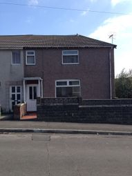 Thumbnail 3 bed semi-detached house to rent in Megan Street, Cwmdu, Swansea