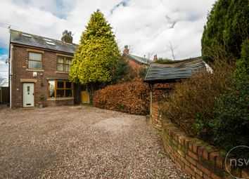 Thumbnail 3 bed semi-detached house for sale in Causeway Lane, Rufford, Ormskirk