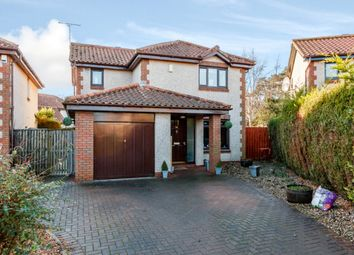 Thumbnail 3 bed detached house for sale in Vinefields, Tranent, East Lothian