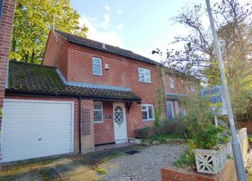 Thumbnail 4 bed link-detached house for sale in Norwich, Norfolk