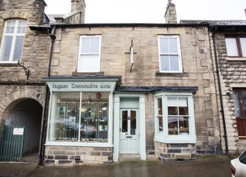 Thumbnail 1 bed terraced house for sale in The Bank, Barnard Castle, County Durham