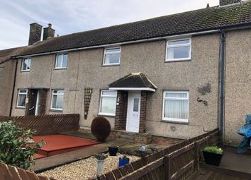 Thumbnail 2 bedroom terraced house to rent in Farne Road, Shilbottle, Northumberland