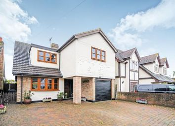 Thumbnail 4 bedroom detached house for sale in Mayland, Chelmsford, Essex