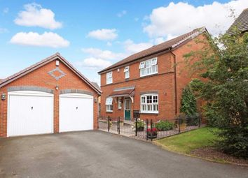 Thumbnail 4 bedroom detached house for sale in Isiah Avenue, Dawley Bank, Telford