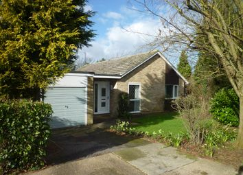 Thumbnail 3 bedroom bungalow to rent in Abbots Close, Ramsey, Huntingdon