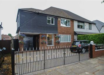Thumbnail 4 bed semi-detached house for sale in Manchester Road, Bury, Greater Manchester
