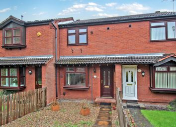Thumbnail 2 bed terraced house for sale in Swallow Gardens, Carlton, Nottingham