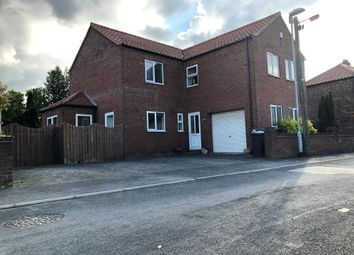 Thumbnail 4 bed detached house for sale in Station View, Cliffe, Selby