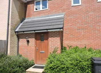 Thumbnail 2 bedroom terraced house to rent in Saturn Road, Ipswich
