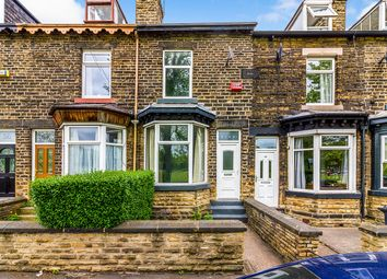 Thumbnail 3 bed terraced house to rent in Parkside Road, Sheffield