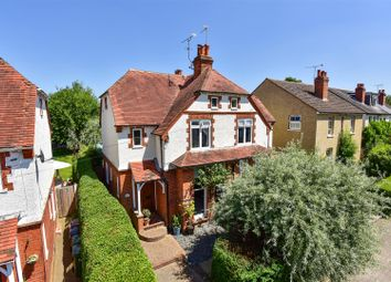 Thumbnail 3 bed semi-detached house for sale in Cranmore Lane, West Horsley, Leatherhead