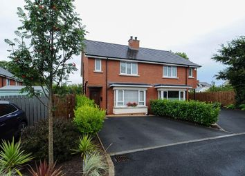 Thumbnail 3 bed semi-detached house for sale in St. Annes Wood, Donaghadee