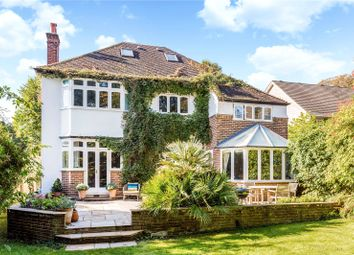 Thumbnail 6 bed detached house for sale in Lytton Grove, London