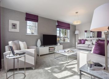 "Thumbnail 4 bed detached house for sale in ""Craigston"" at Inverlair Avenue, Glasgow"