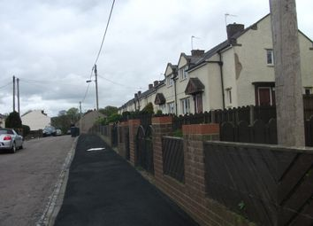 Thumbnail 3 bed terraced house to rent in Wellgarth, Evenwood Bishop Auckland