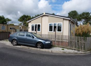 Thumbnail 2 bed mobile/park home for sale in Gwel Ryan, Luxulyan