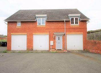 Thumbnail 2 bed flat to rent in Regency Court, Rushden, Northamptonshire