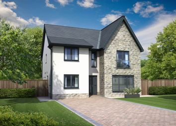 Thumbnail 4 bedroom detached house for sale in Calderwood, East Calder, Livingstone