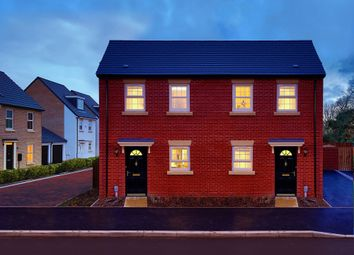 Thumbnail 2 bed semi-detached house for sale in The Milan, Girnhill Lane, Featherstone, Pontefract