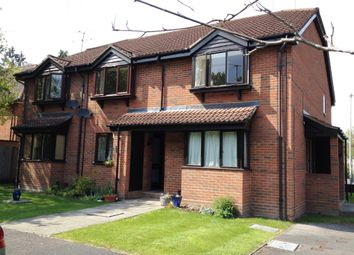 Thumbnail 1 bed flat to rent in St. Michaels Close, Fleet