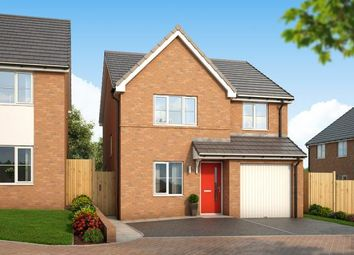 "Thumbnail 4 bed property for sale in ""The Orchid At Kings Park, Corby"" at Gainsborough Road, Corby"