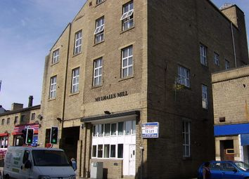 Thumbnail 1 bedroom flat to rent in Mulhalls Mill, Wharf Street, Sowerby Bridge