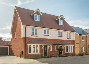 Thumbnail 4 bed semi-detached house for sale in Plot 177, The Madeley, Aspen Park, Haddenham, Aylesbury, Buckinghamshire