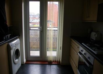 Thumbnail 2 bed flat to rent in Templars Crt, New Road, Radford, Nottingham