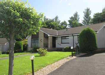 Thumbnail 3 bed bungalow to rent in Rosemount Crescent, Glenrothes