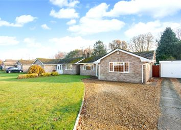 Thumbnail 3 bed detached bungalow for sale in East Sands, Burbage, Marlborough, Wiltshire