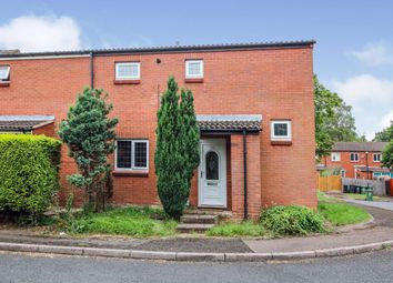 Thumbnail End terrace house to rent in Mickleton Close, Redditch