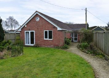 Thumbnail 3 bed detached bungalow for sale in Bulford Road, Durrington, Salisbury