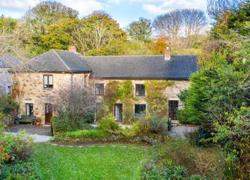 Thumbnail 5 bed detached house for sale in Drannack Mill Lane, Wheal Alfred Road, Gwinear, Hayle