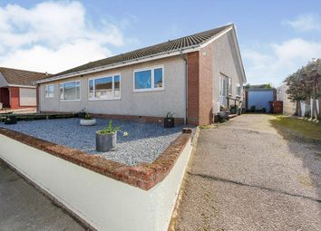 Thumbnail 2 bed bungalow for sale in Milnefield Avenue, Elgin, Moray