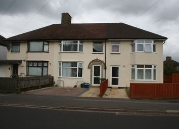 Thumbnail 1 bed semi-detached house to rent in Littlemore Road, Oxford