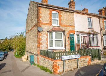 Thumbnail 3 bed end terrace house for sale in Beaconsfield Road, Maidstone, Kent