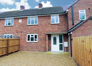 Thumbnail 3 bedroom terraced house for sale in Church Street, Holme, Peterborough, Huntingdonshire