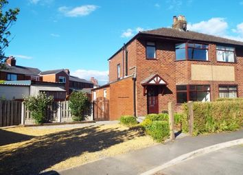 Thumbnail 3 bed semi-detached house for sale in Nook Crescent, Grimsargh, Preston, Lancashire