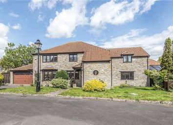 Thumbnail 5 bed detached house for sale in The Paddocks, West Street, Ilchester, Yeovil