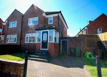 Thumbnail 3 bed semi-detached house for sale in Dene View Crescent, South Hylton, Sunderland