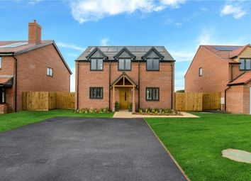 Thumbnail 3 bed detached house for sale in Bishampton, Pershore, Worcestershire