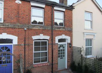 Thumbnail 1 bed terraced house to rent in Long Garden Walk, Farnham