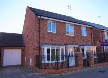 Thumbnail 4 bed detached house for sale in Augusta Way Central, Andover