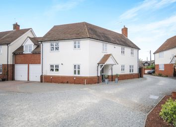 Thumbnail 5 bed detached house for sale in The Tythings, Howe Green, Chelmsford