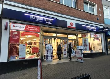 Thumbnail Retail premises for sale in Halesowen, West Midlands
