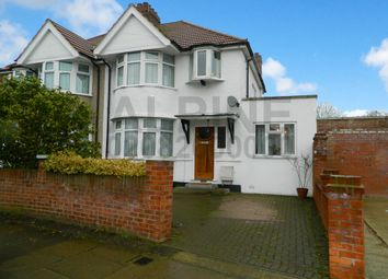 Thumbnail 4 bedroom semi-detached house for sale in New Way Road, London