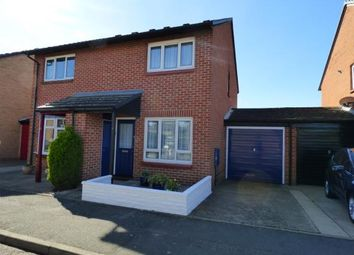 Thumbnail 2 bedroom semi-detached house for sale in Kirton Close, Hornchurch