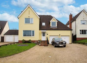 Thumbnail 4 bed detached house for sale in Meadow Valley, Great Bricett, Ipswich