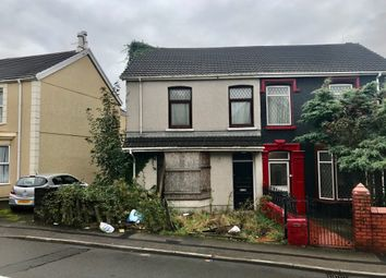 Thumbnail 3 bedroom terraced house for sale in Caswell Street, Llanelli