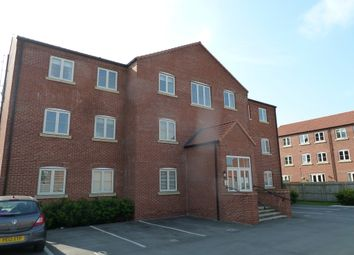 Thumbnail 2 bed flat to rent in Mallard Ings, Louth